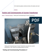 Testing and Commissioning of Current Transformer.pdf