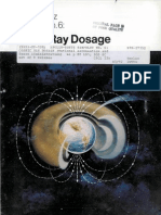 Apollo-Soyuz Pamphlet No. 6 Cosmic Ray Dosage