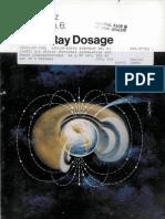 Apollo-Soyuz Pamphlet No. 6 Cosmic Ray Dosage