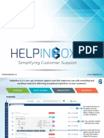 Customer Support Ticketing System | Help Desk software - Helpinbox.io