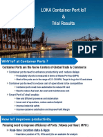 IoT in Container Ports