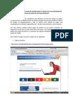 Manual Pago Asignatura