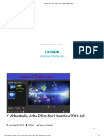 X Videostudio.video Editor Apk2 Download2019 Apk