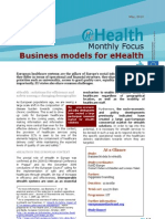 CapGemini 201005 Business Models Ehealth