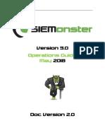 Siemonster v3 Operations Guide v20