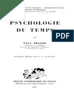 Fraisse, Psychologie du temps (M) 1967.pdf