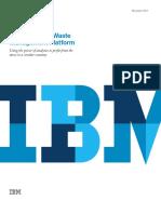 IBM Waste Management Platform