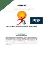 2018-GS-Mains-Revision-Document-1-Indian-Culture.pdf