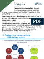 SDD 6 water and sanitation