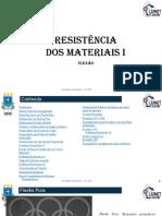 4_0_Resistencia Materiais I CET 946 - Flexao.pdf