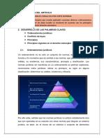 ANÁLISIS DREL LIBRO X DERECHO INTERNACIONAL PRIVADO