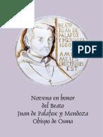 Novena al Beato Juan de Palafox
