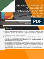 Presentación Normas APA 7ma edicion-2019-Final
