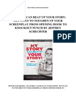 my-story-can-beat-up-your-story-ten-ways-to-toughen-up-your-screenplay-from-opening-hook-to-knockout-punch-by-jeffrey-schechter