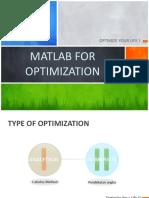 MATLAB FOR OPTIMIZATION.pptx