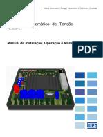 WEG-regulador-automatico-de-tensao-k38P3-manual-portugues-br-dc