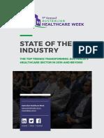 HealthCare Annual Report 2019
