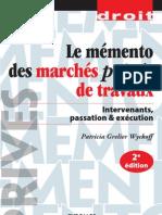 Memento Des Marches