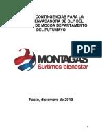 PLAN DE CONTINGENCIAS PLANTA MOCOA