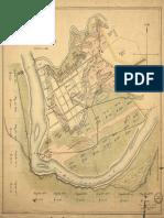Plano de Carahue Biblioteca Nacional