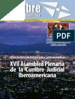 Boletín XVII Asamblea Plenaria de la Cumbre Judicial Iberoamericana