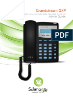 Grandstream-GXP-Admin-Guide