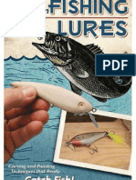 Making Wooden Fishing Lures