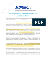 1. Huaylupo-Las palabras en la cultura El País