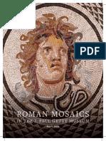 Roman Mosaics - J. Paul Getty Museum