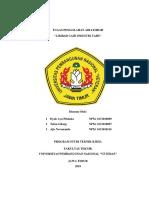 Desain IPAL Limbah Pabrik Tahu (Pengolahan Limbah Pabrik)