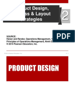 Chapter-Product Design, Process & Layout Strategies