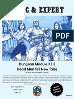 dead men tell new tales
