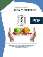 GUIA DE NUTRICION Y DIETETICA FUTSUR