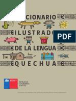 Precioso Diccionario ilustrado de la lengua quechua