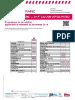 2512 Tours Vendôme Châteaudun Voves (Paris)