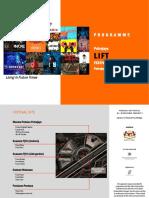 Putrajaya LIFT Festival 2019 Programme Booklet