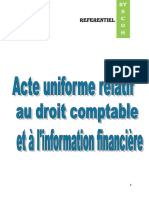 Acte Uni Rev - Art 1 a 113