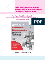 Gate Electronics_Communication_Solved_Paper_2018_