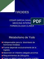 GLANDULA TIROIDES.ppt