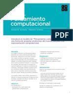 unplug2-es-ES - Code.org pensamiento computacional clase 3