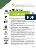 2019-12-19 - CNInforma - Prohibición gases a partir 1-01-2020