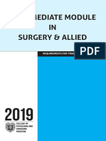 IMM Surgery (2019)