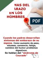 EMBARAZO EN HOMBRES