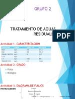 GRUPO 2-TRATAMIENTO DE AGUAS RESIDUALES DOMÉSTICAS