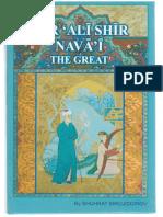 Mir Ali Shir Nava i the Great