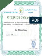 Attestation-Mohamed Chaib