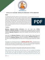 MAHALAYA PAKSHAM SANKALPA MANTRAMS - CANADA & USA - 2019
