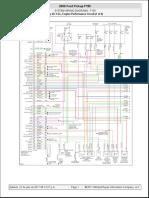 2008 Ford F150 diagrama electrico