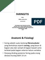 faringitis Dhika mahardani (G1A218115)