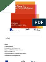Stuttgart 21 Schlichtung - [7] 2010-11-26 - Gutachten der Wirtschaftsprüfer